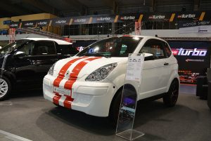 modèle de voiture sans permis